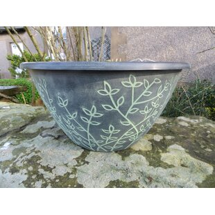 Candelario Plastic Plant Pot By Brambly Cottage