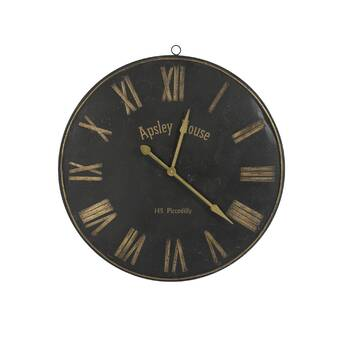 East Urban Home Albans 22 Jazz Wall Clock Wayfair