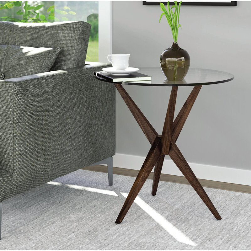 Copeland Furniture Converge Statements End Table
