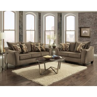Driskill 2 Piece Living Room S..