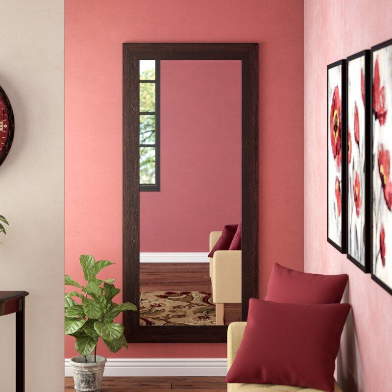 Red Barrel Studio Monaco Full Length Mirror & Reviews | Wayfair