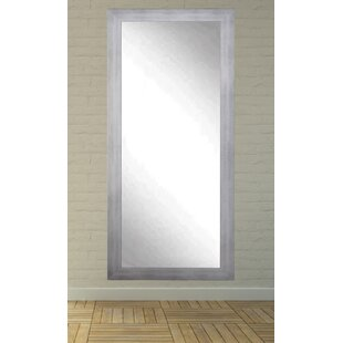 Best Reviews Muted Cool Full Length Wall Mirror By Rosecliff Heights