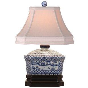 Oriental Furniture Canton Tea Candy Box 15