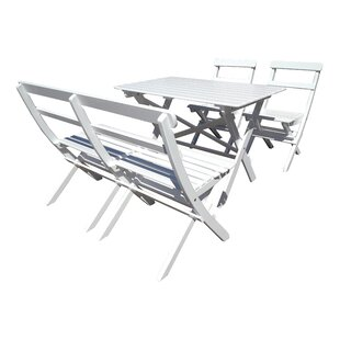 Arlot 4 Seater Dining Set By Sol 72 Outdoor