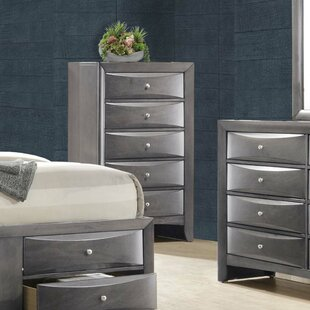 Ishmael 5 Drawer Chest
