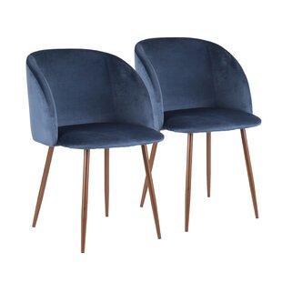 Brayden Studio Chu Upholstered Dining Chair (Set of 2)