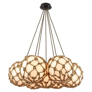 Bowdoin 7-Light Cluster Pendant by Bay Isle Home