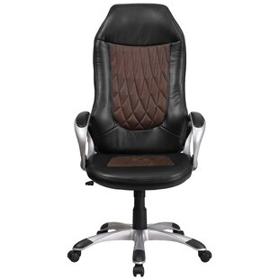 Yamaguchi High-Back Executive Chair by Symple Stuff Office Furniture