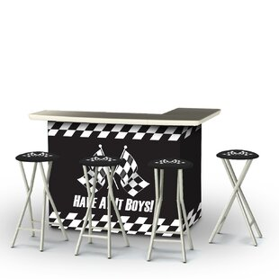 Have At It Boys 5-Piece Bar Set
