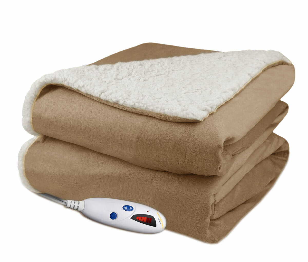 Biddeford Blankets Electric Heated Warming Throw Blanket Wayfair