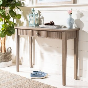 Calixta Contemporary Console Table