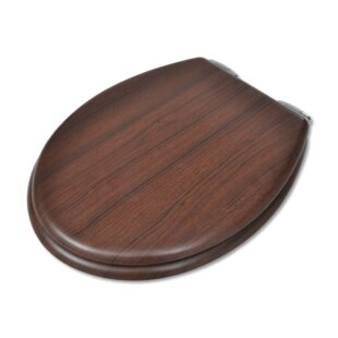 wooden d shaped toilet seat. Hard Round Toilet Seat D Shaped  Wayfair Co Uk