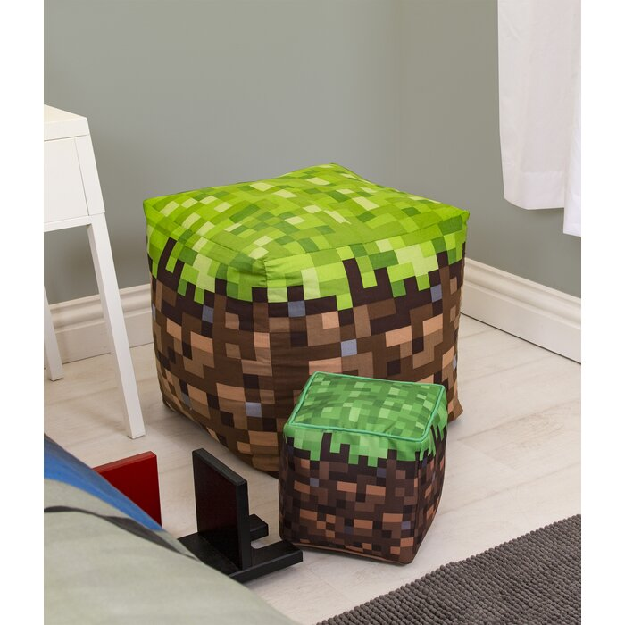 Awesome Minecraft Bean Bag Ocoug Best Dining Table And Chair Ideas Images Ocougorg