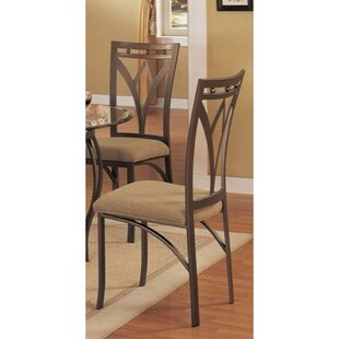 Pichler Upholstered Dining Chair (Set of ..