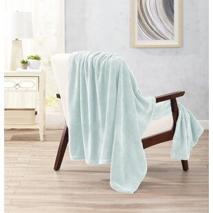 Clara Ultra Velvet Plush Oversize Throw by Home Fashion Designs 2019 Sale