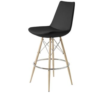 Shinkle Dowel 29 Bar Stool Brayden Studio