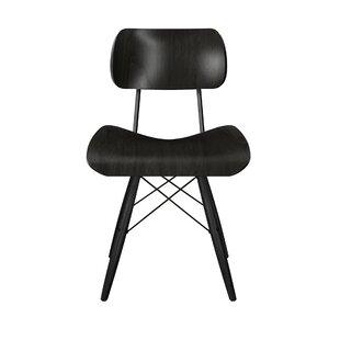 Wrought Studio Simard Dowel Side Chair
