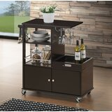 Yokine Kitchen Cart by Latitude Run