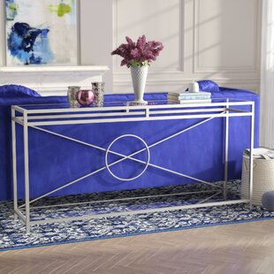 Reynaldo Rectangle Console Table