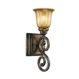 Marcy 1-Light Wall Sconce