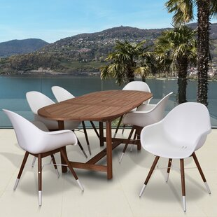 Colyer 7 Piece Dining Set