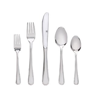 Maxeys 40 Piece Flatware Set, Service for 8