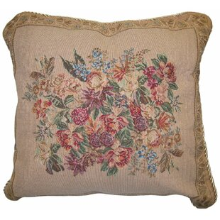Wildflower Wonderland Woven Pillow Cover