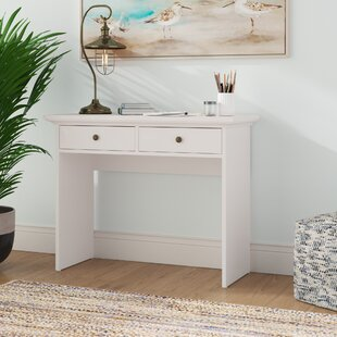 Breckenridge Writing Desk by Beachcrest Home Discount