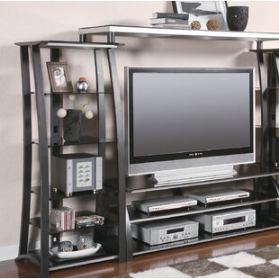 Best Reviews Mineola Contemporary Entertainment Center for TVs up to 60 by Ivy Bronx Reviews (2019) & Buyer's Guide