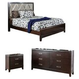 Lonny Contemporary Standard 4 Piece Configurable Bedroom Set by Latitude Run