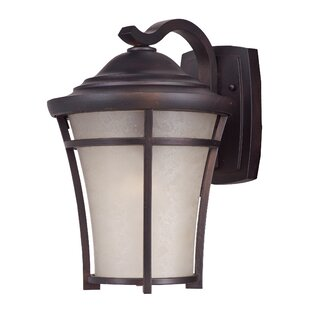 Knowles 1-Light Outdoor Wall Lantern by Darby Home Co