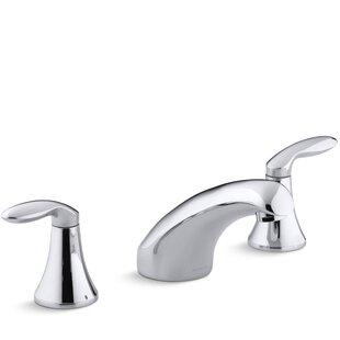 Kohler Coralais Rim-Mount Bath Faucet Tri..