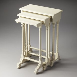 Price Check Hultgren 3 Piece Nesting Tables by August Grove