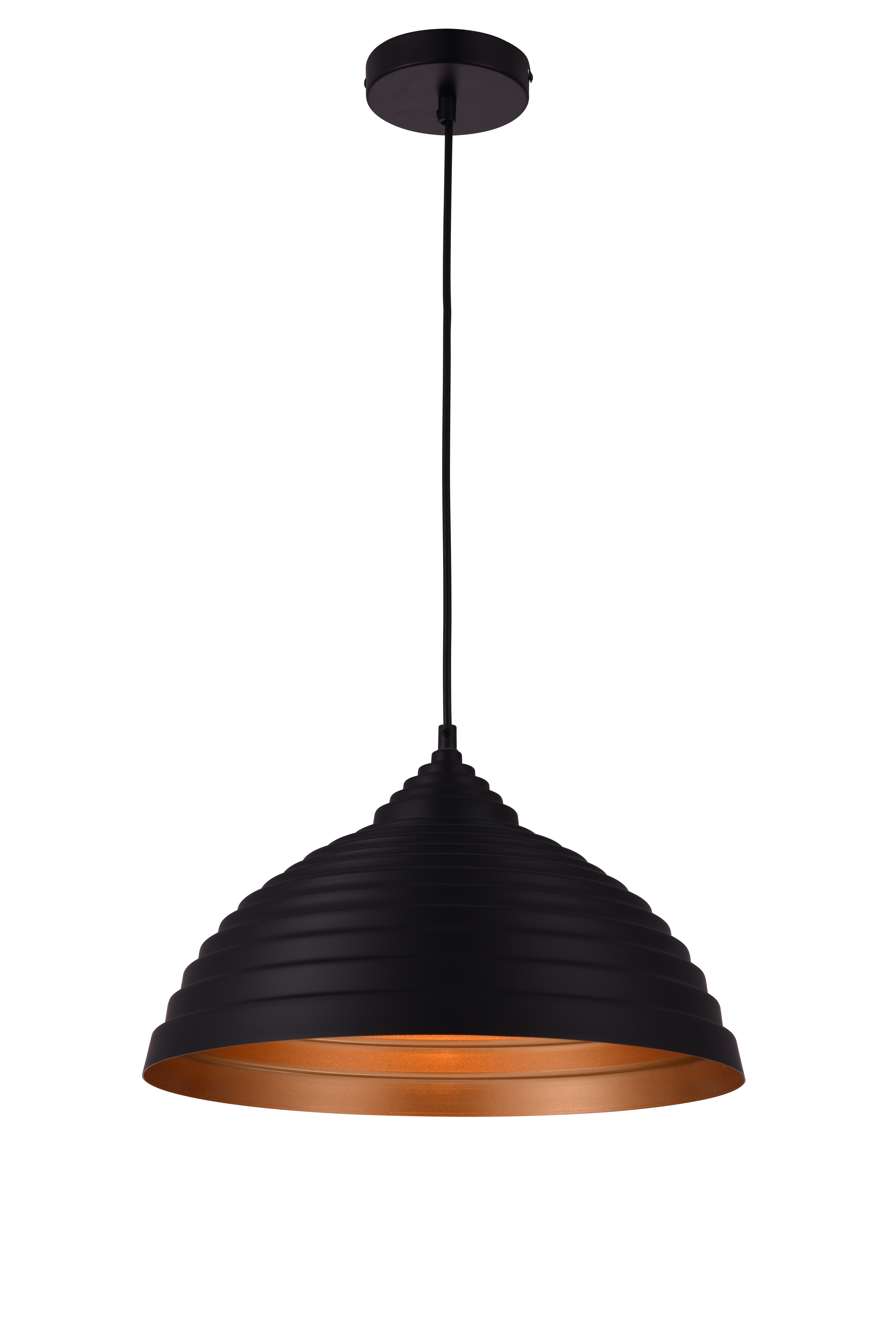 Orren Ellis Siegbald 1 Light Single Dome Pendant Reviews Wayfair