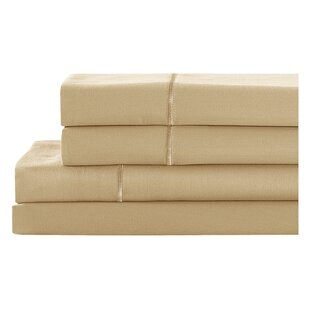California Design Den 4 Piece 400 Thread Count 100% Cotton Sheet Set