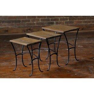 Fleur De Lis Living Elige 3 Piece Nesting Tables