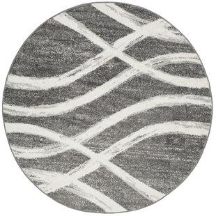 Graciano Ivory/Gray Area Rug by Willa Arlo Interiors