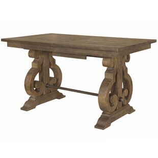 Look for West Point Counter Height Extendable Dining Table By Greyleigh