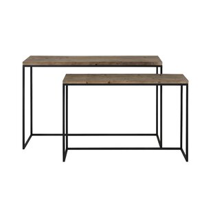 Conover 2 Piece Console Table Set By Williston Forge