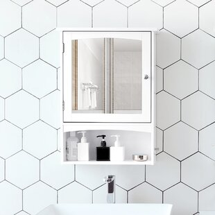 Lauber 189 W x 256 H Wall Mounted Cabinet