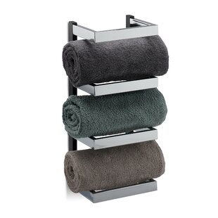 Wall Mounted Towel Rack by Symple Stuff
