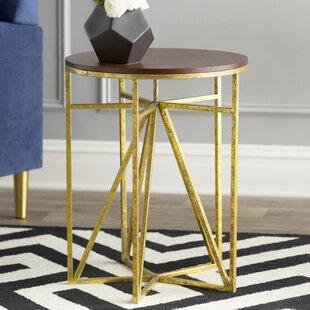 Shauna End Table by Willa Arlo Interiors