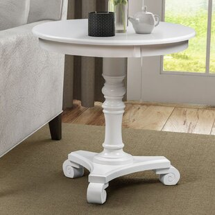 Alcott Hill Moravian Classic Accents End Table