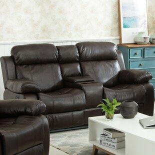 Shop Girardi Reclining Sofa by Red Barrel Studio