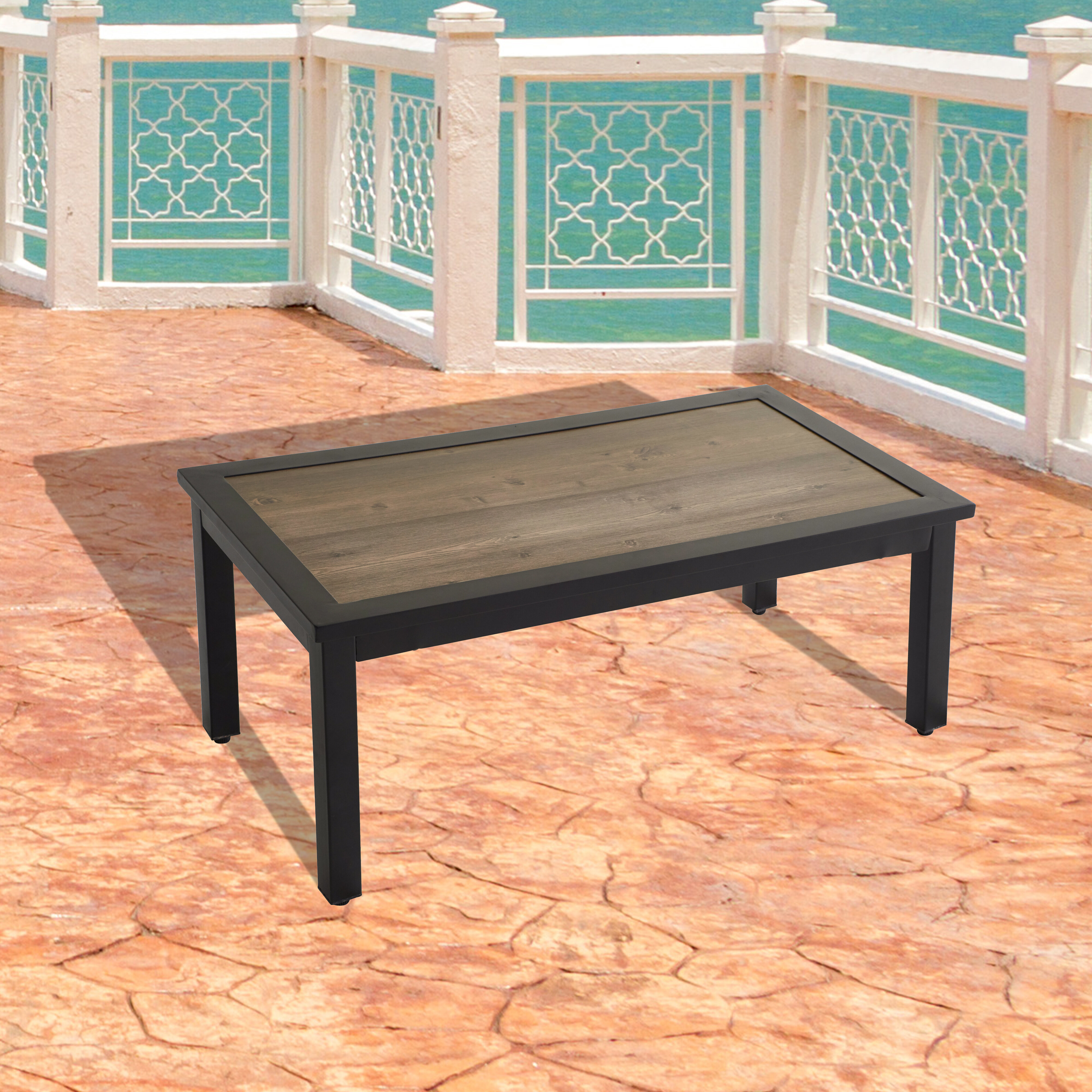 Traditional Patio Coffee Tables You Ll Love In 2021 Wayfair