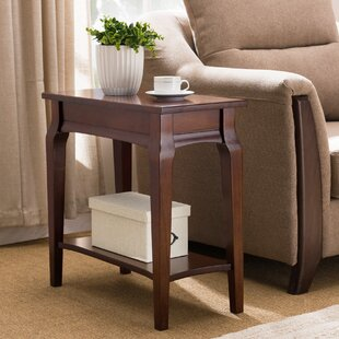 Jacobsen Narrow End Table by Charlton Home