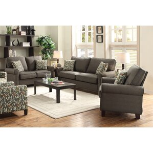 Attractive Folkerts Configurable Living Room Set