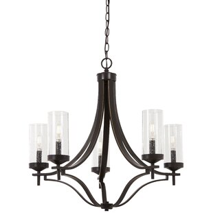 Mauch 5-Light Chandelier b..