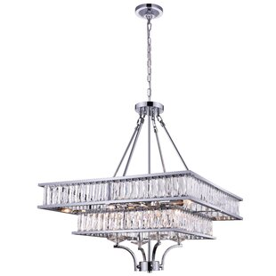 CWI Lighting Shalia 8-Light Chandelier