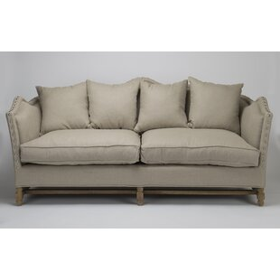 Charlotte Sofa by The Bella Collection